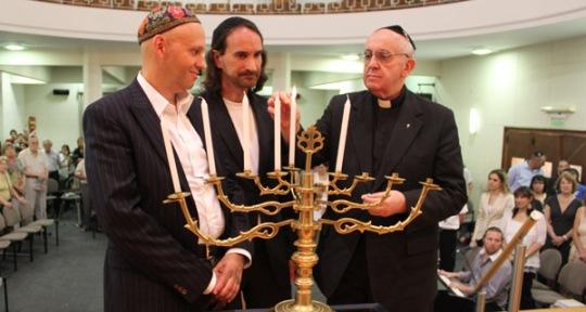 La herejía de judaísmo es la peor de todas.